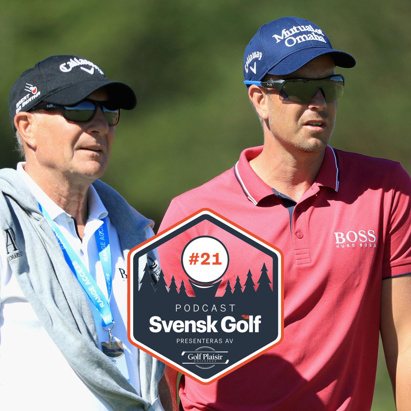 Svensk Golf Podcast