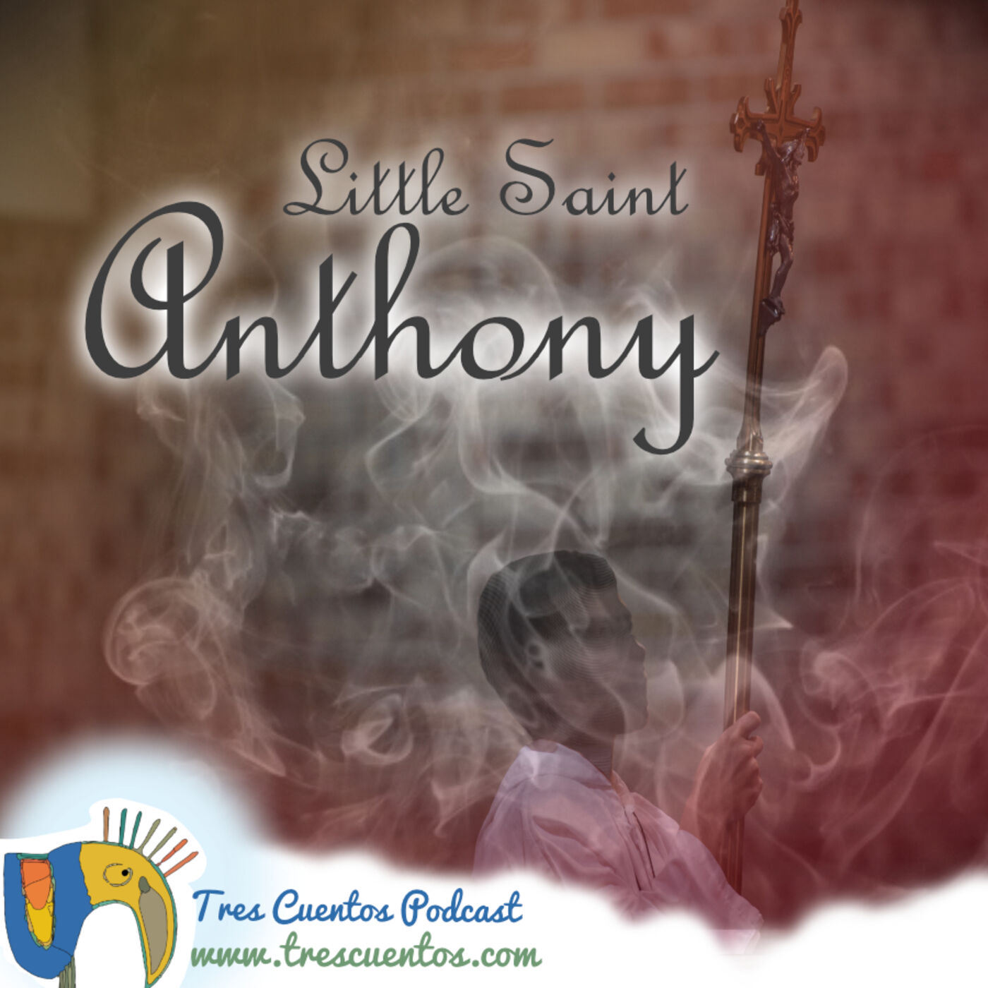 21 - Latino Authors - Little Saint Anthony - Tomas Carrasquilla - Colombia