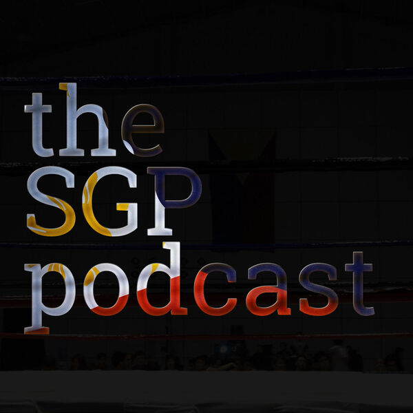 The SGP Wrestling Podcast Podcast Artwork Image