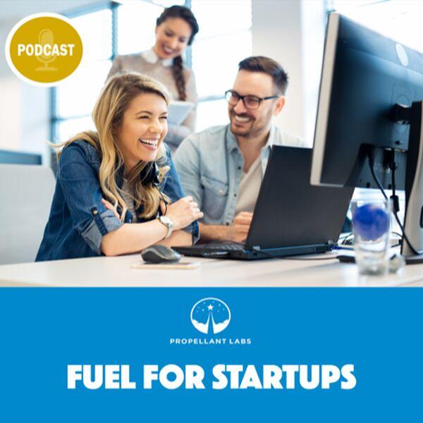 Fuel For Startups Podcast Artwork Image