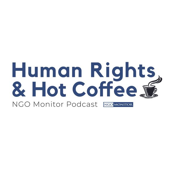 Human Rights and Hot Coffee Podcast Artwork Image