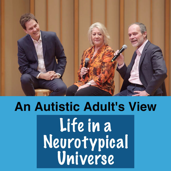 Tim Goldstein, Autistic Philosopher of Neurodiversity: Life in the Neuro Cloud™ Podcast Artwork Image