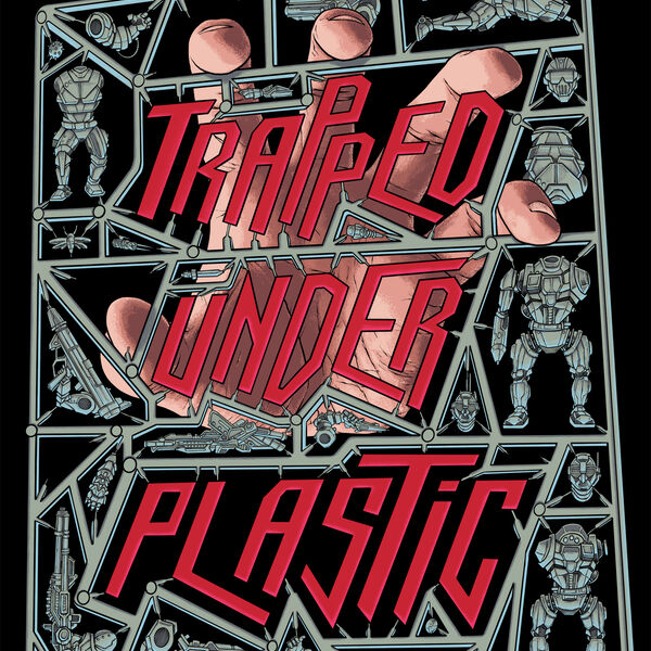 Trapped Under Plastic Podcast Artwork Image