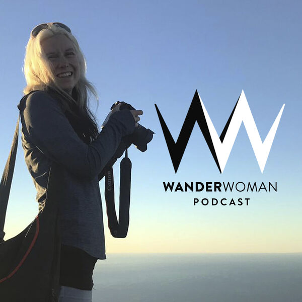 Wander Woman Podcast Artwork Image