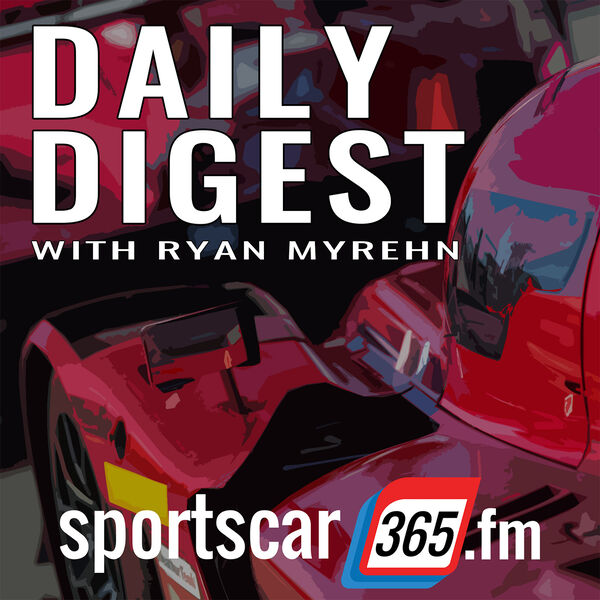 Sportscar365 Daily Digest Podcast Artwork Image