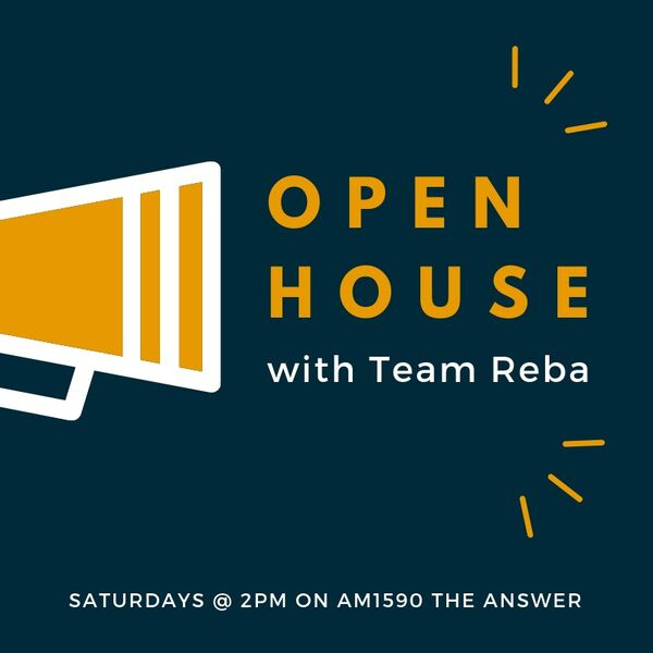 Open House with Team Reba Podcast Artwork Image