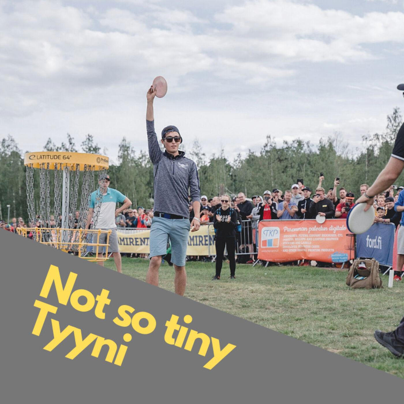 #12 - Not so tiny Tyyni