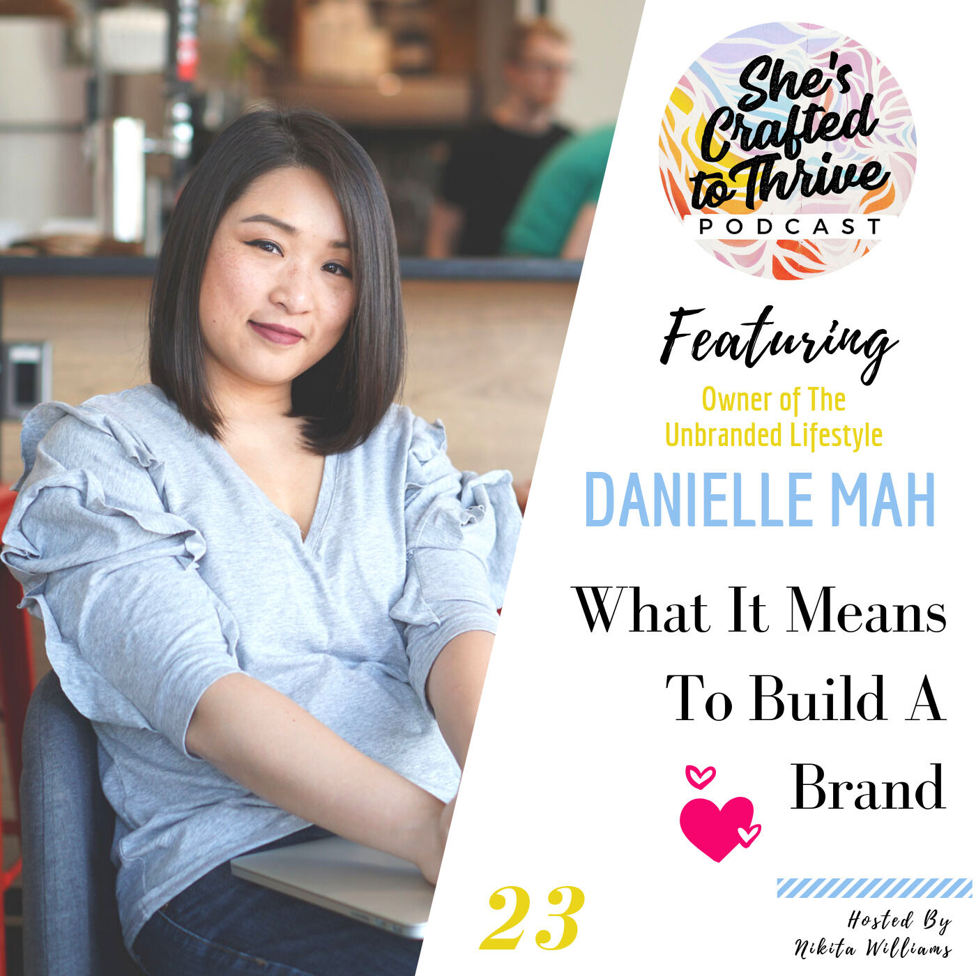 What It Means To Build A Brand