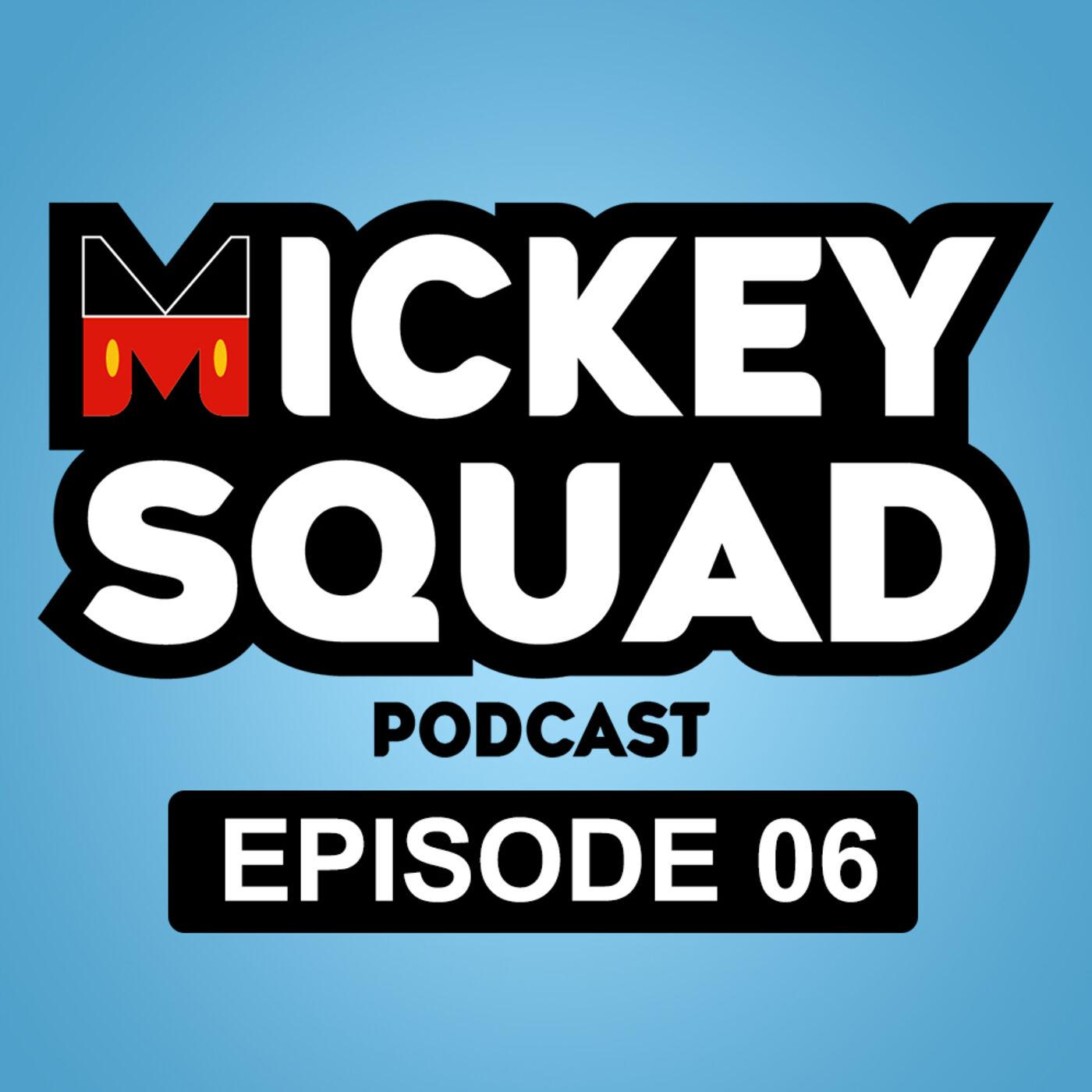 Episode 06 - Disneyland Survival Guide
