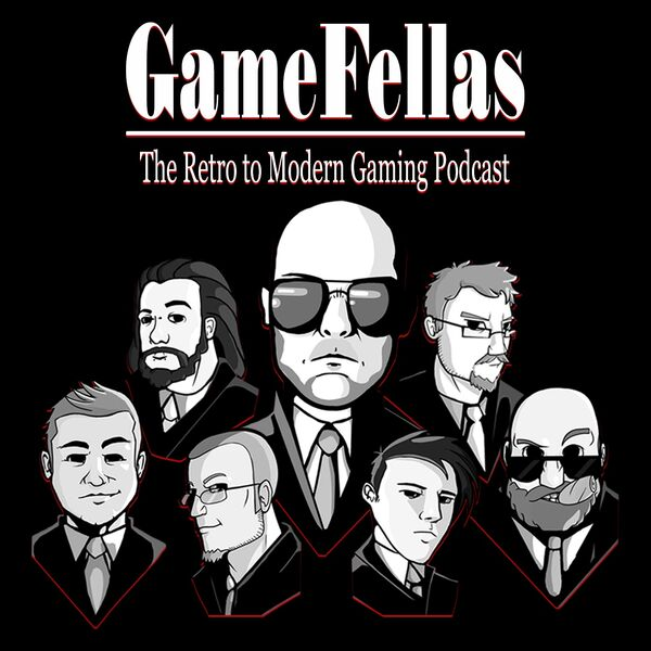 GameFellas - The Retro to Modern Gaming Podcast Podcast Artwork Image