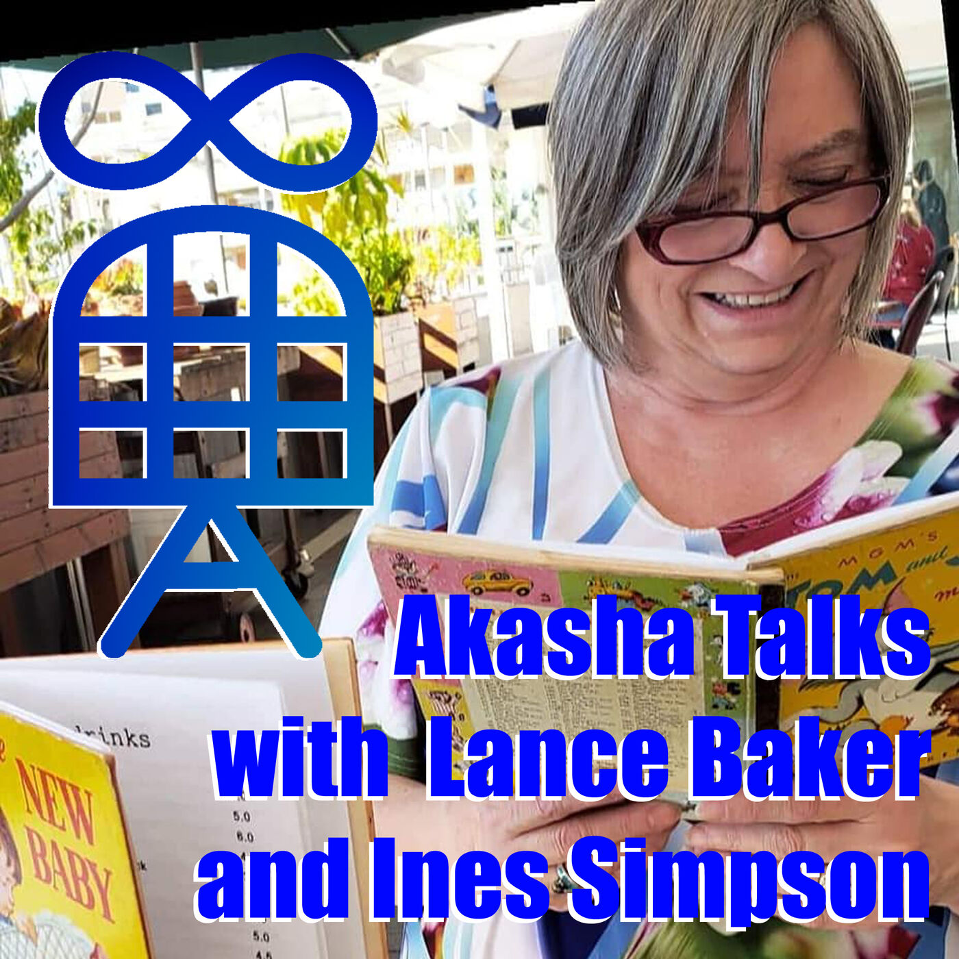 EP002 Ines Simpson - Hypnosis everywhere, her life, her work and more