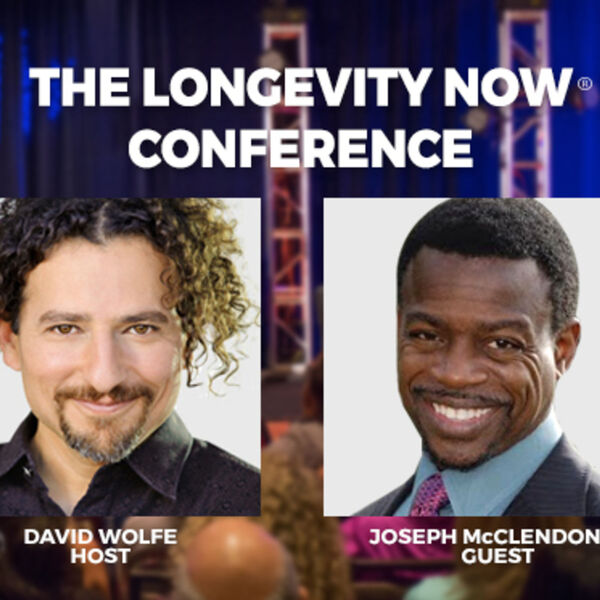 The Longevity Now Podcast Podcast Artwork Image
