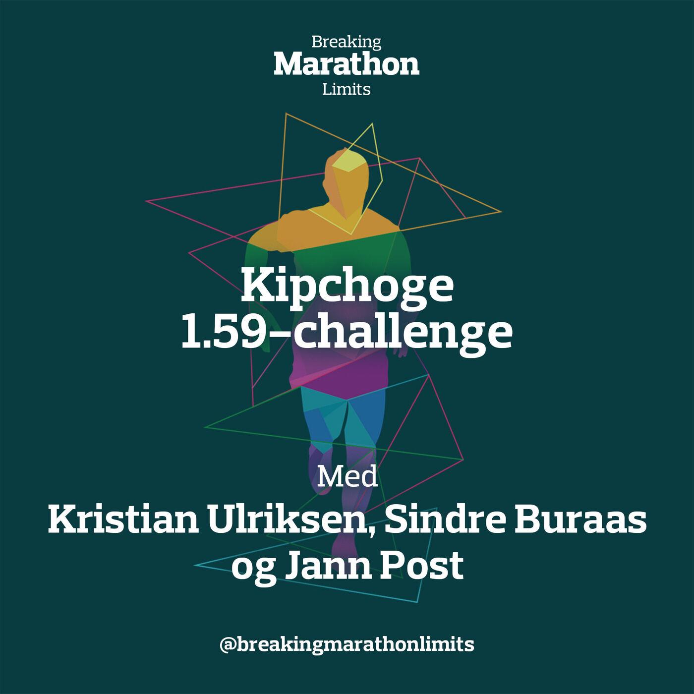 Kipchoge 1.59-challenge