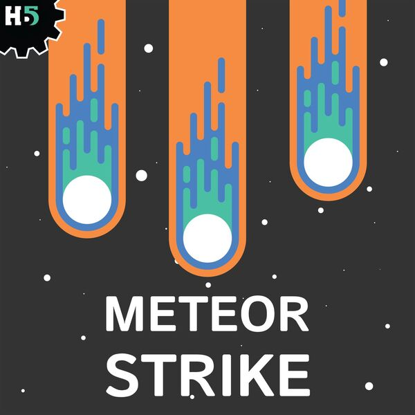 Meteor Strike Podcast Podcast Artwork Image