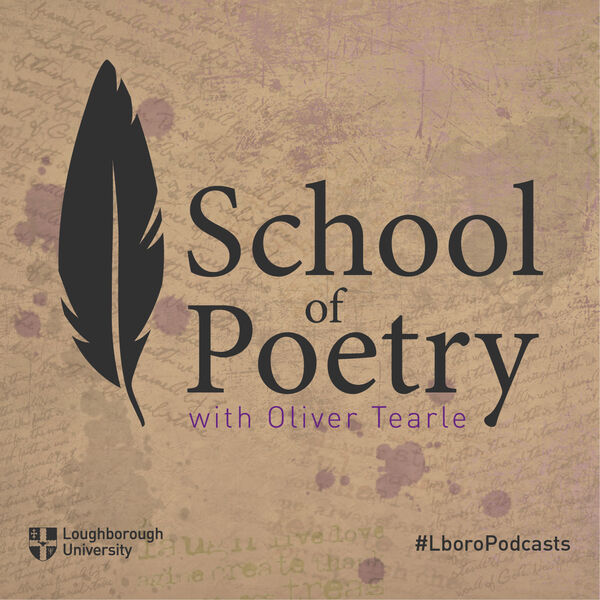 School of Poetry Podcast Artwork Image