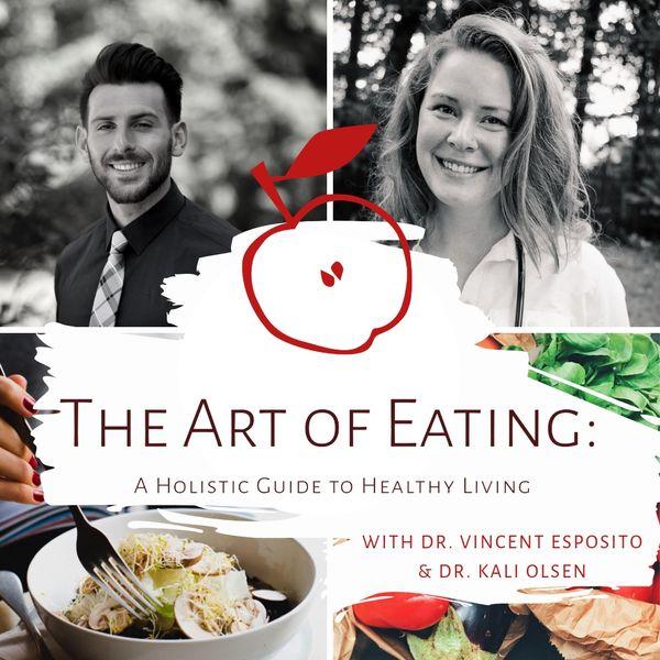Art of Eating Podcast Artwork Image