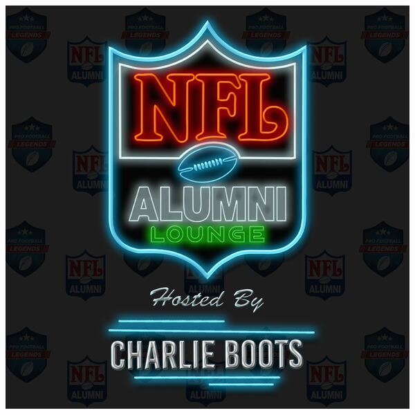 NFL Alumni Lounge Podcast Artwork Image