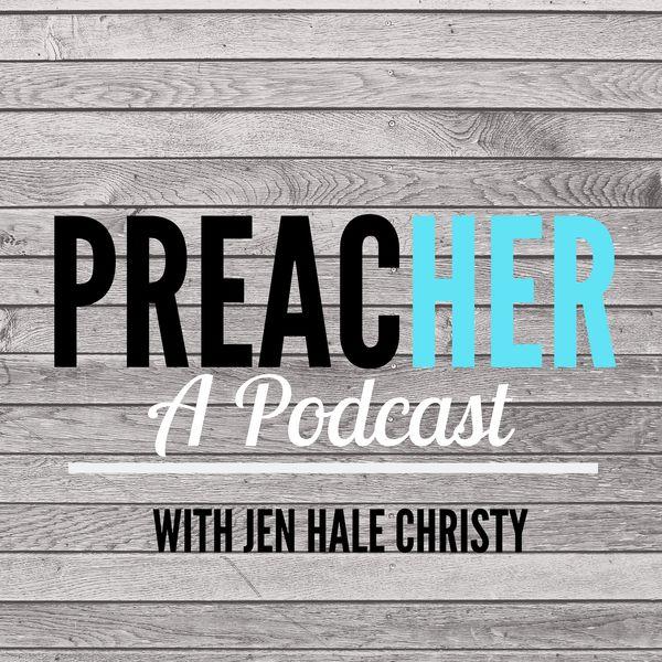 PreacHer Podcast Artwork Image