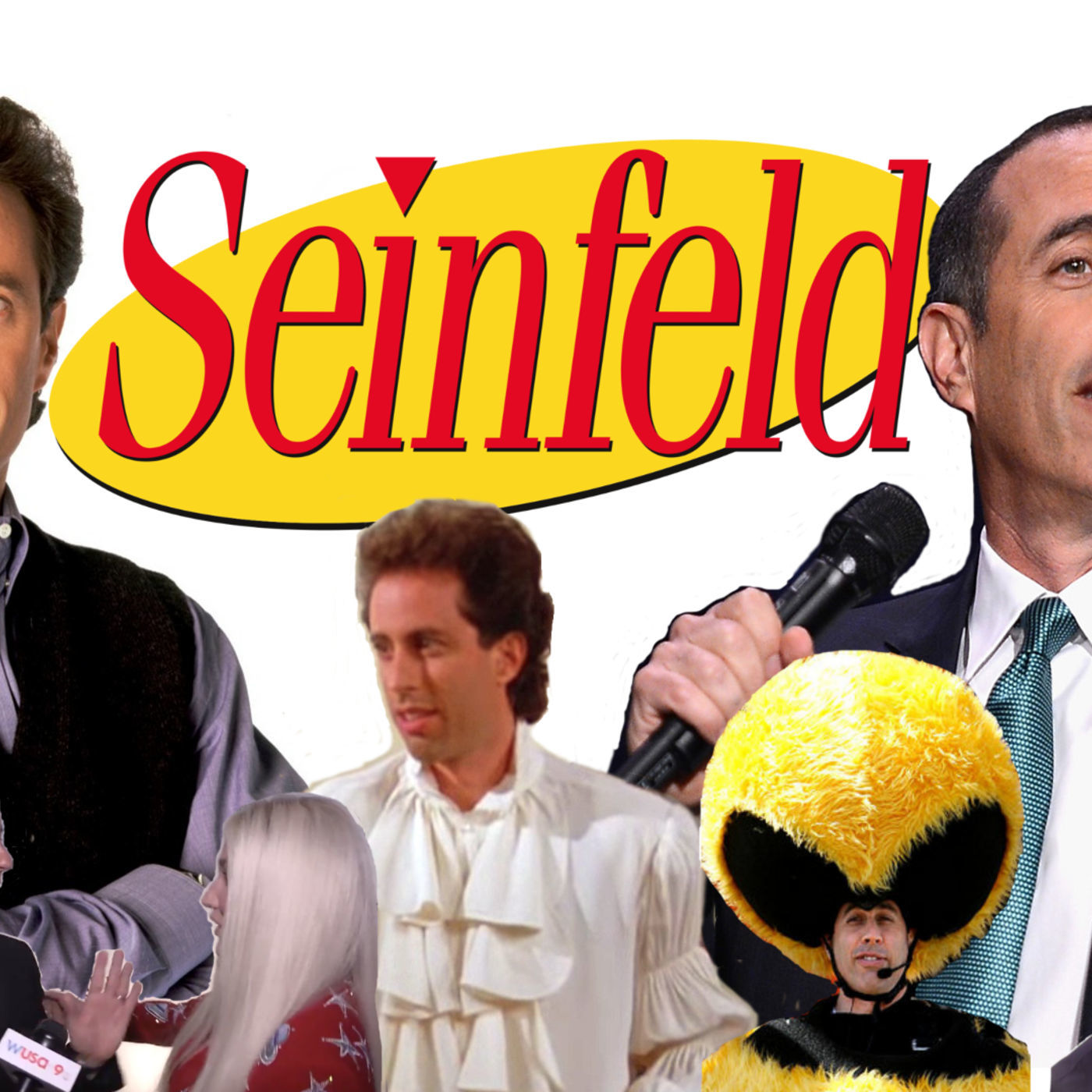 Episode 36 | Why is Jerry Seinfeld Funny?