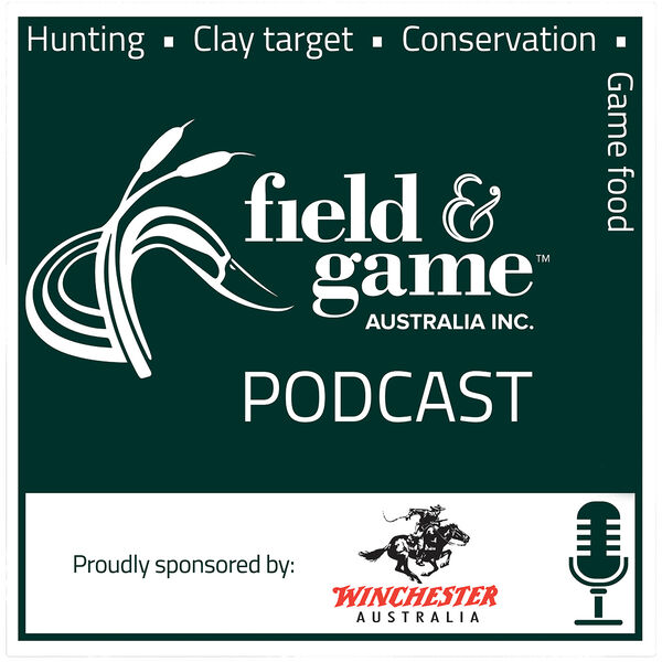 Field & Game Australia Podcast Artwork Image
