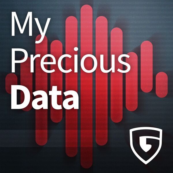 My Precious Data Podcast Artwork Image