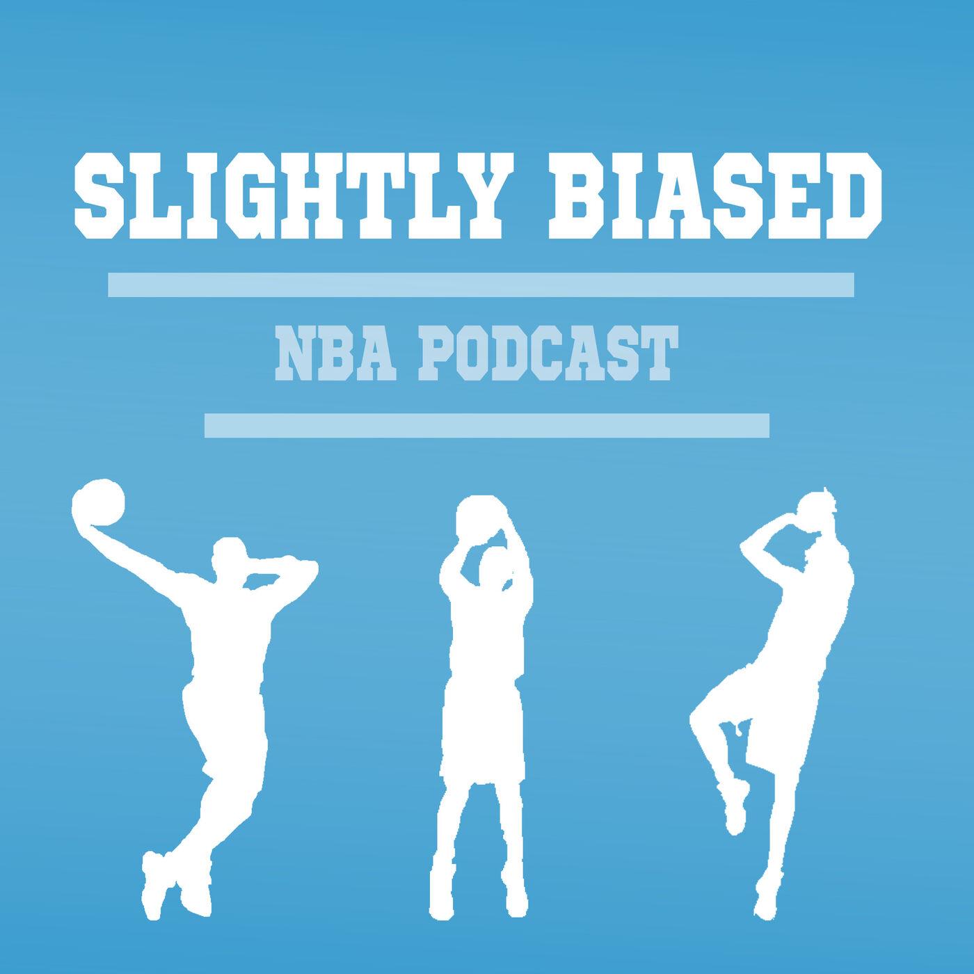 David Levy Steps Down and Kristaps Porzingis Has Struggled - Slightly Biased NBA Podcast Ep. 6