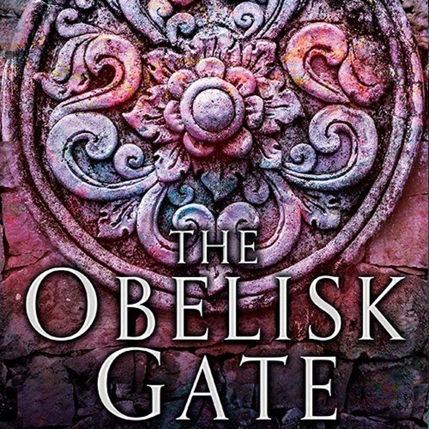 Book-Space! #6. The Obelisk Gate by N.K. Jemisin