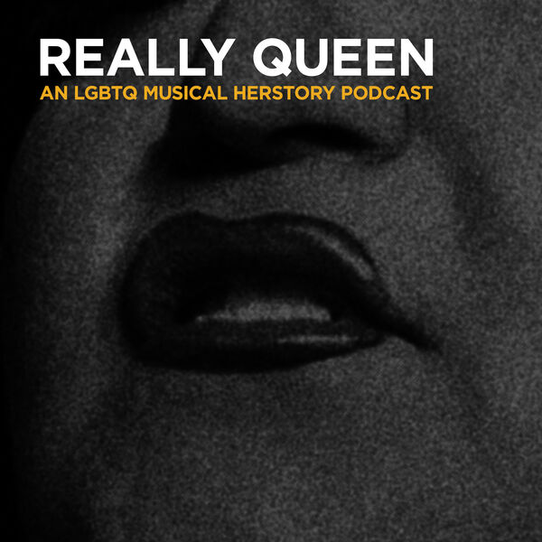 Really Queen Radio Podcast Podcast Artwork Image