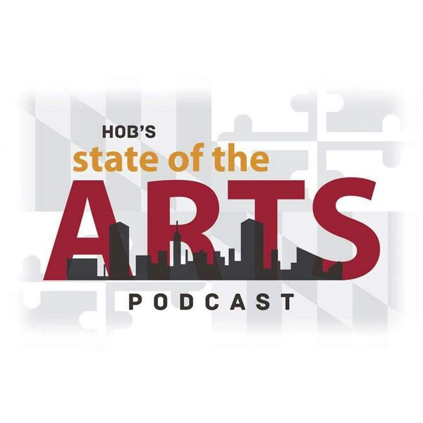 House of Bankerd's State of the Arts Podcast Podcast Artwork Image