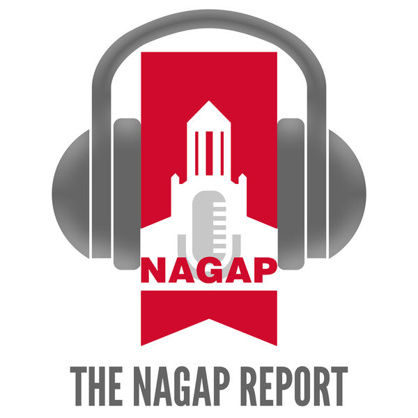 The NAGAP Report Podcast Artwork Image