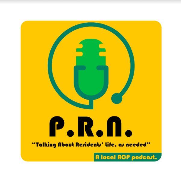 ACP PRN Podcast Podcast Artwork Image