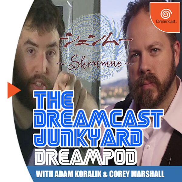 The Dreamcast Junkyard DreamPod Podcast Artwork Image