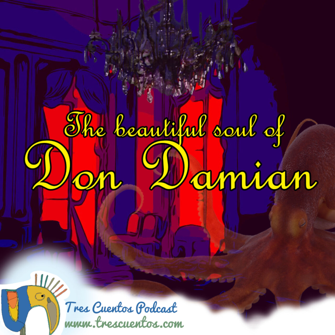 19- Latino Authors - The Beautiful Soul of Don Damian - Dominican Republic