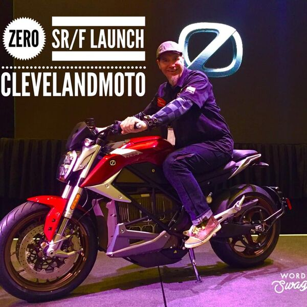 ClevelandMoto Motorcycle Podcast Podcast Artwork Image