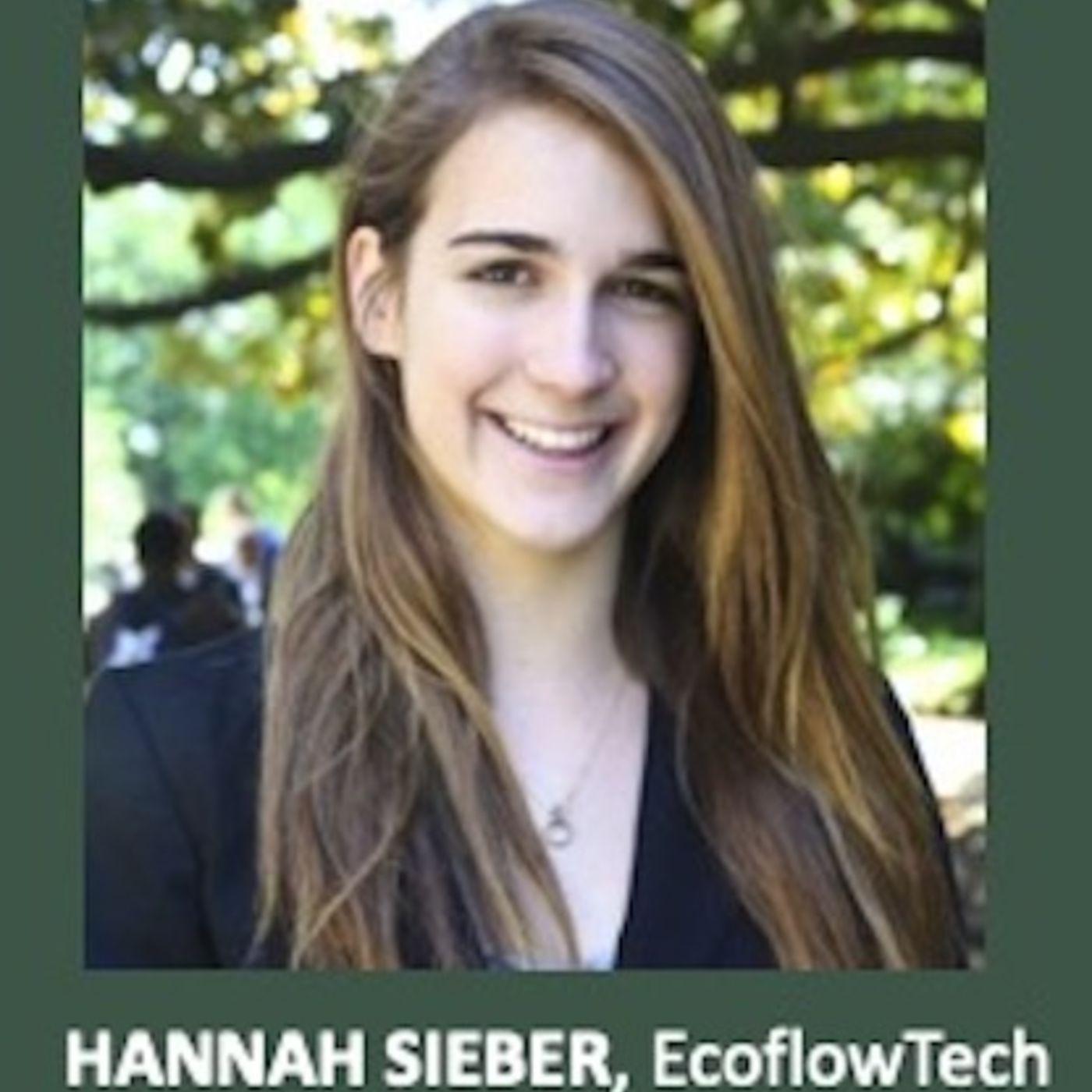 Launchcast - Ep. 4 Hannah Sieber