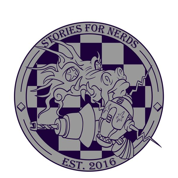 Stories For Nerds Podcast Podcast Artwork Image