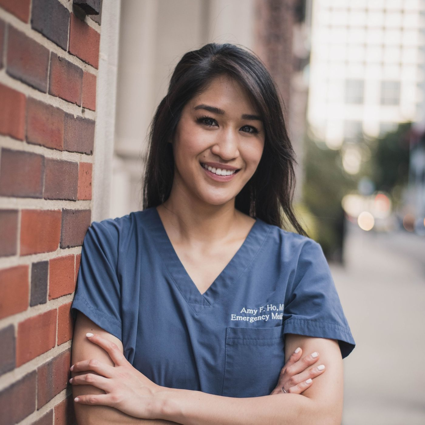 #5 - Women's Empowerment, Writing, and Healthcare Policy with Dr. Amy Faith Ho