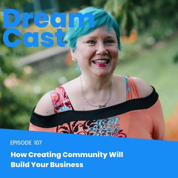 Denise Walsh - Dream Cast Podcast Artwork Image