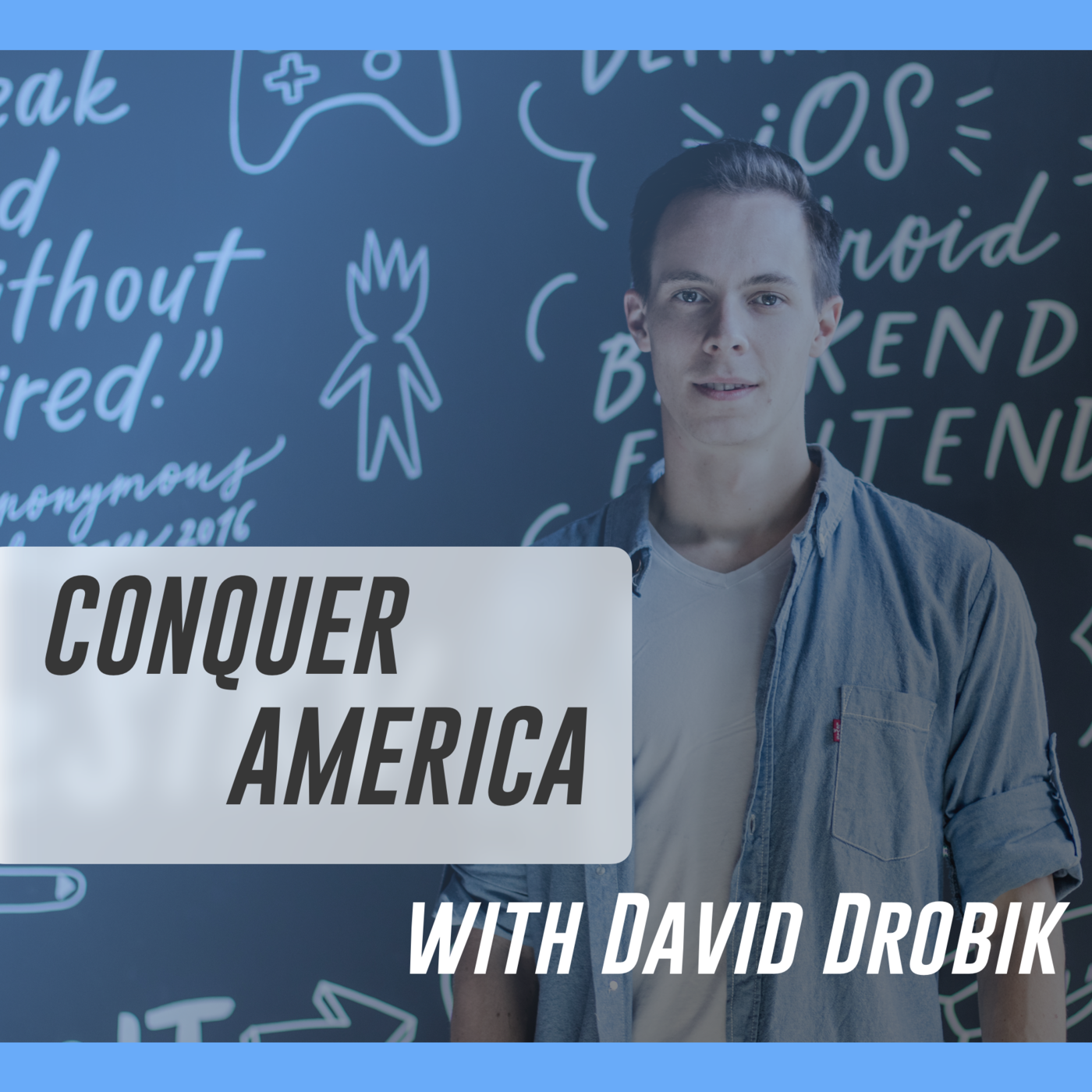 1 - About Conquer America: The Podcast for European Founders Conquering the American Market