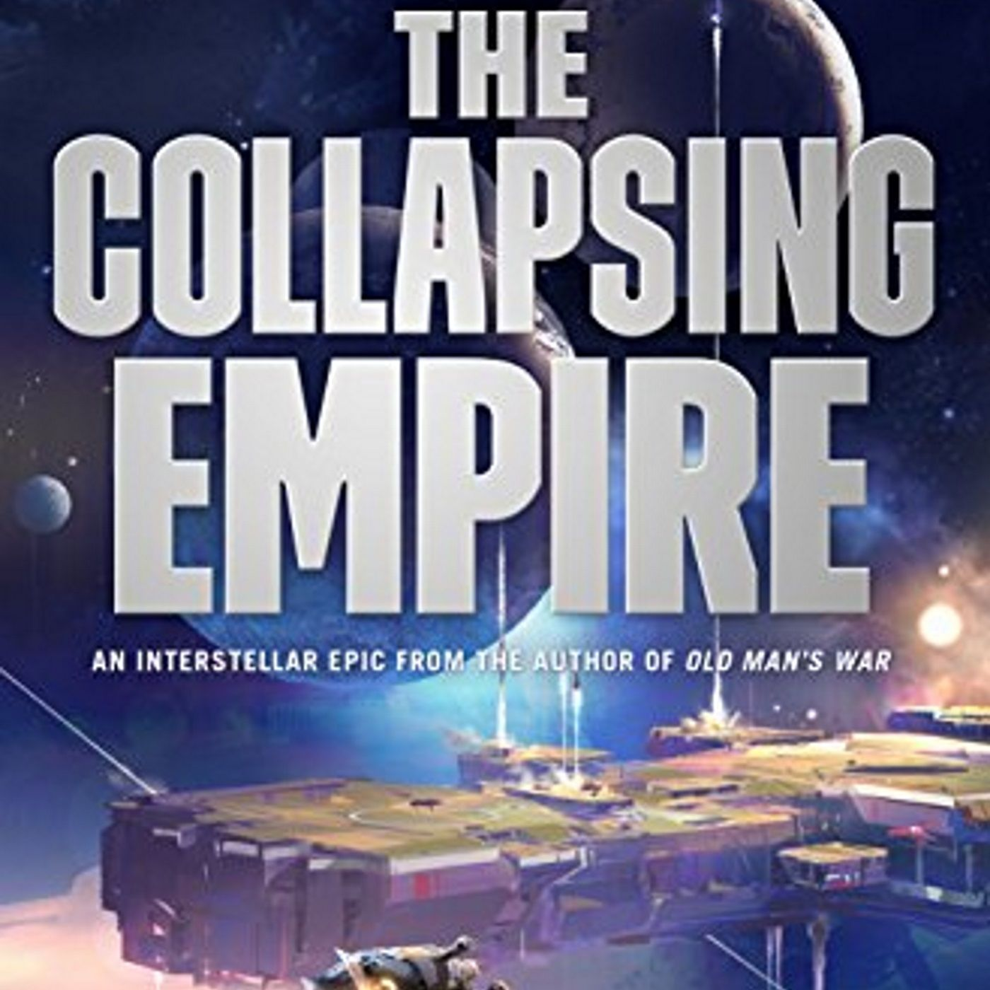 Book-Space! #10. The Collapsing Empire by John Scalzi