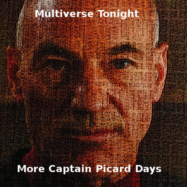 Multiverse Tonight - The Podcast about All Your Geeky Universes Podcast Artwork Image