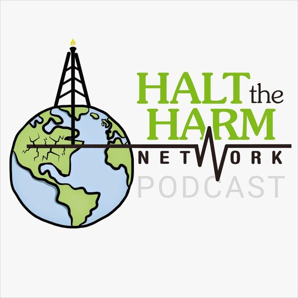 Halt the Harm Podcast Podcast Artwork Image