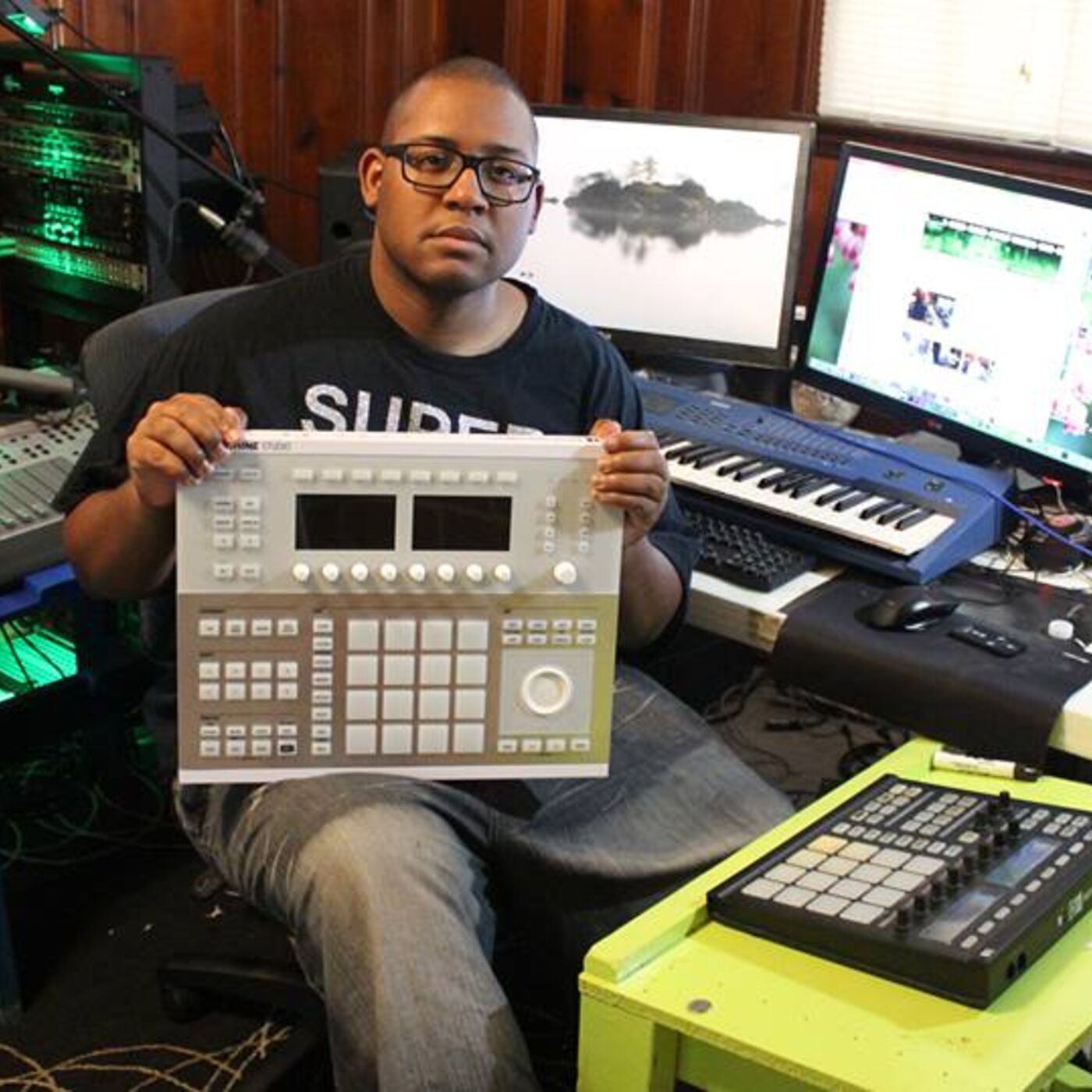 Hip-Hop Producer Plays Music Marketing Numbers Game Like a Pro