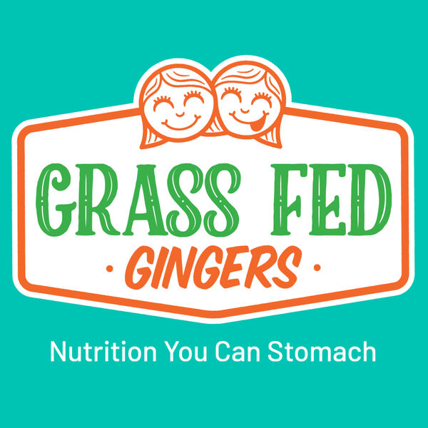 Grass Fed Gingers Podcast Artwork Image
