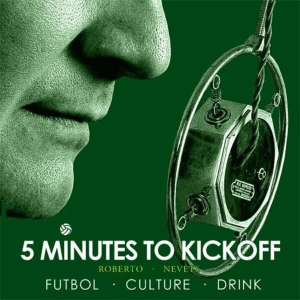 5 Minutes to Kickoff Podcast Artwork Image