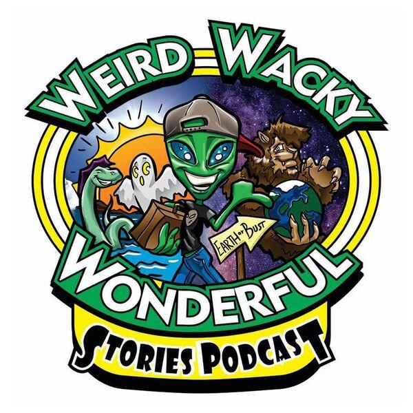 Weird Wacky Wonderful Stories Podcast Podcast Artwork Image