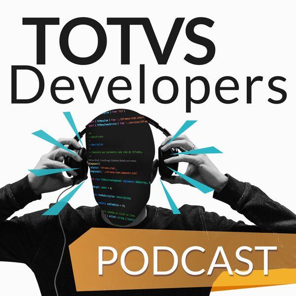 TOTVS Developers Podcast Podcast Artwork Image