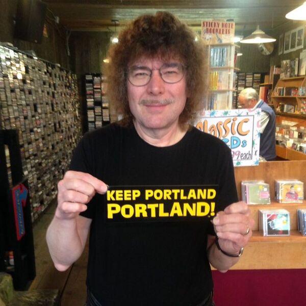 The Portland Podcast Podcast Artwork Image