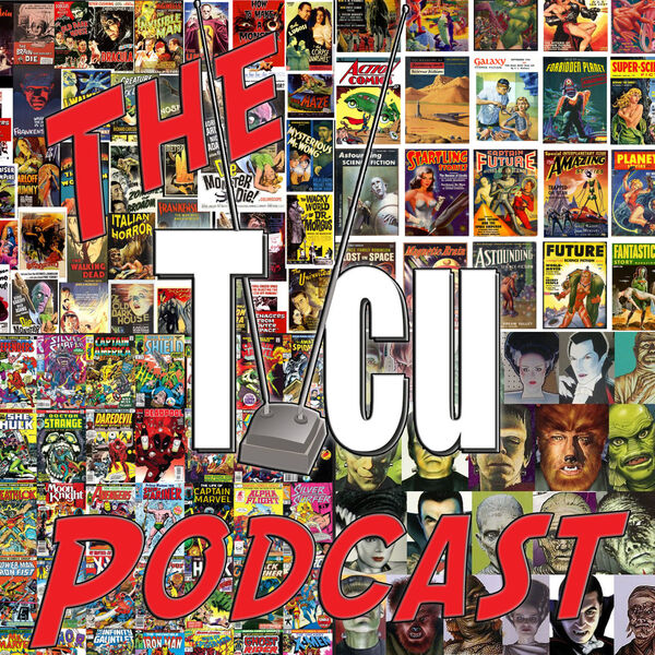 The Television Crossover Universe Podcast Podcast Artwork Image