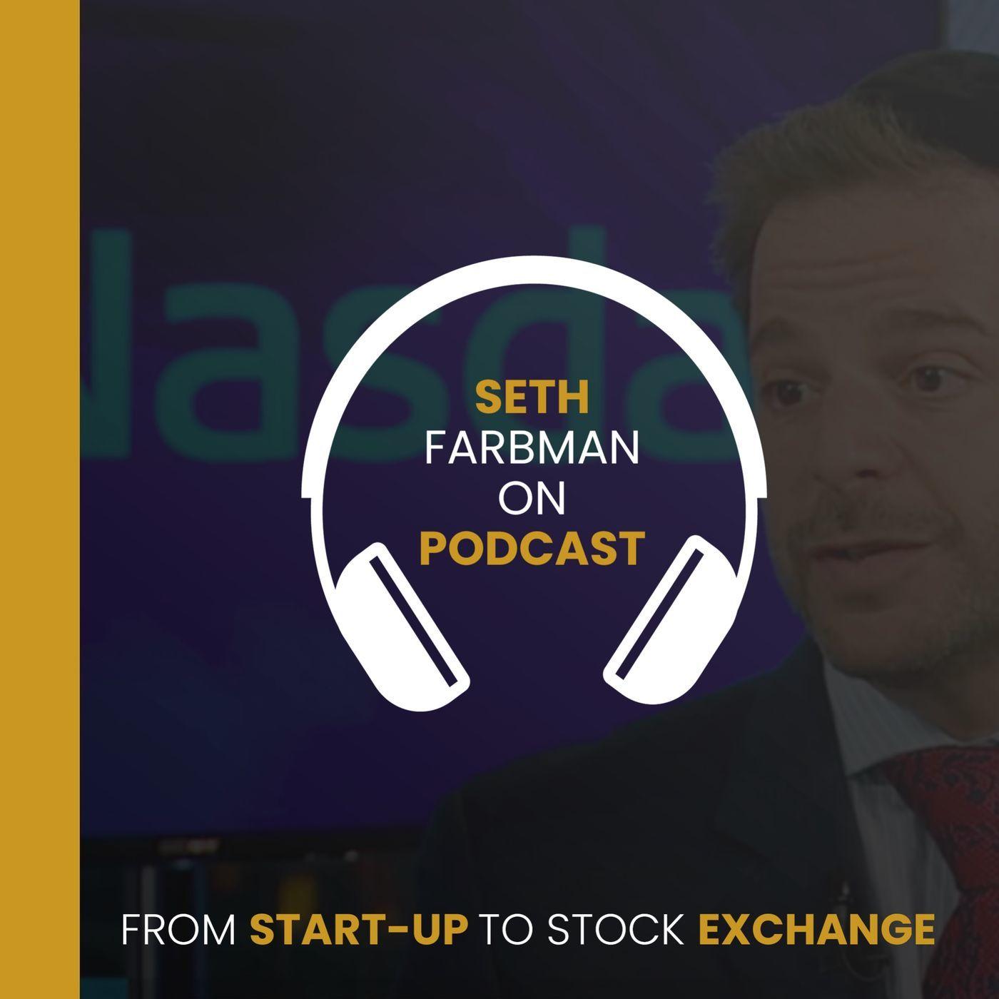 PLOP PLOP FIZ FIZ: Seth Farbman sits with mobile ad tech company JINGLZ